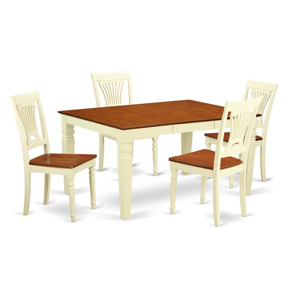 New Armadillo 5 Piece Dining Set By Darby Home Co Wonderful