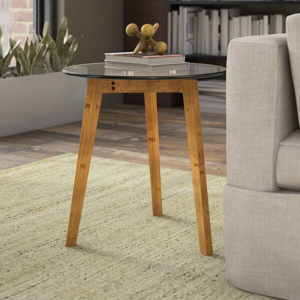 Hosteen End Table by Zipcode Design