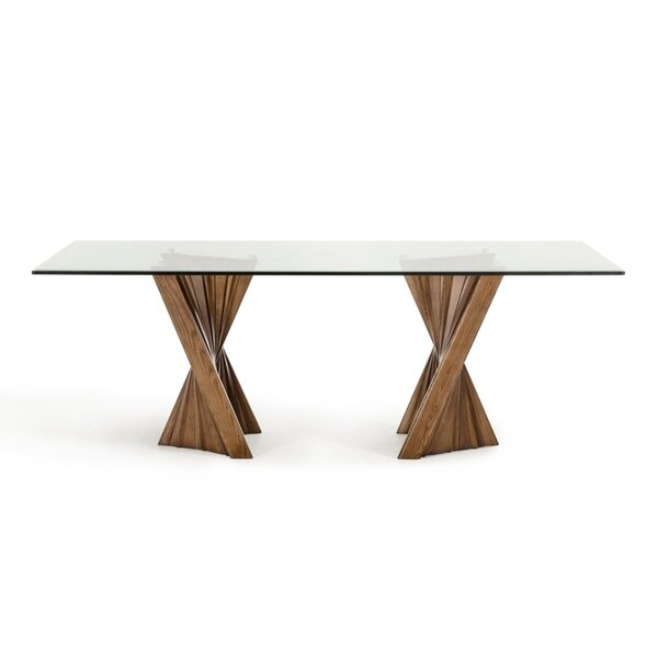 Didymos Rectangular Dining Table by Brayden Studio