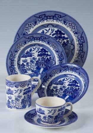 Cunningham 4 Piece Place Setting Set, Service for 1 (Set of 4) by Bloomsbury Market
