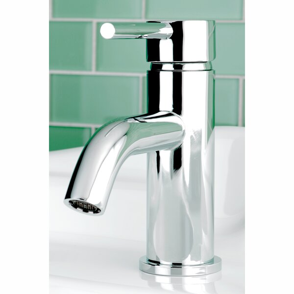 Concord Single Hole Bathroom Faucet with Pop-Up Drain by Kingston Brass