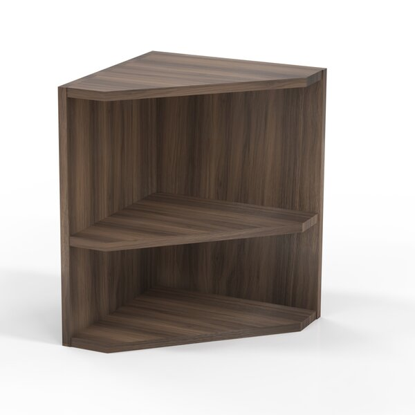 Medina Corner Unit Bookcase by Mayline Group