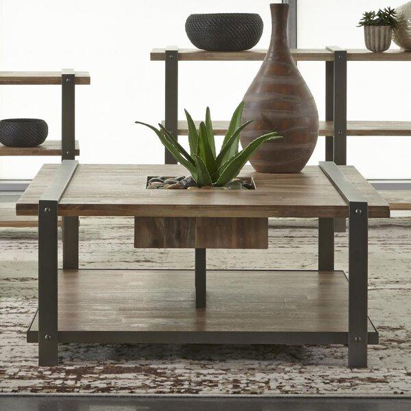 Northeast Jefferson Coffee Table by Trent Austin Design