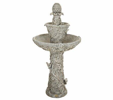 Flora Cordless Fountain by Yeiser Research & Development LLC
