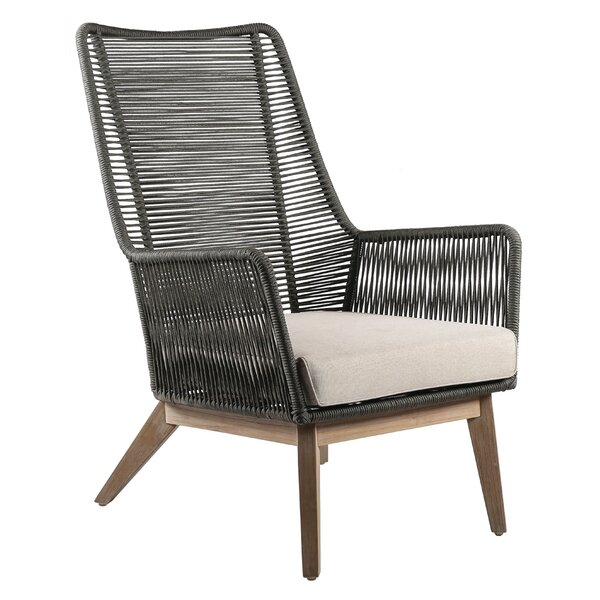 Explorer Patio Chair with Cushions by Seasonal Living