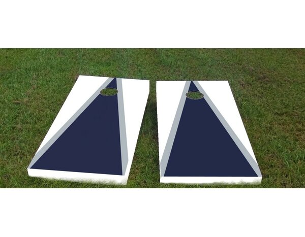 Penn State Cornhole Game (Set of 2) by Custom Cornhole Boards