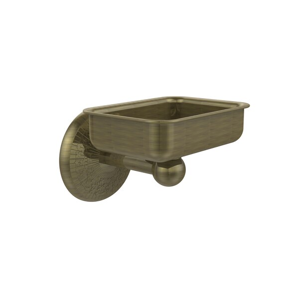 Monte Carlo Soap Dish by Allied Brass