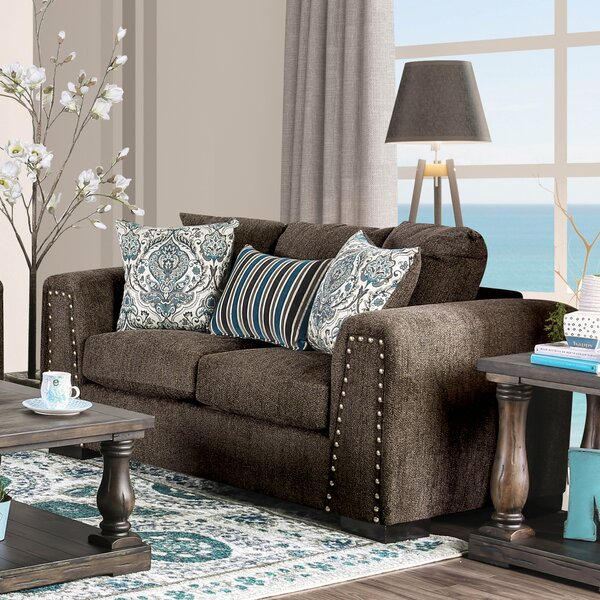Premium Shop Dirksen Loveseat by Darby Home Co by Darby Home Co