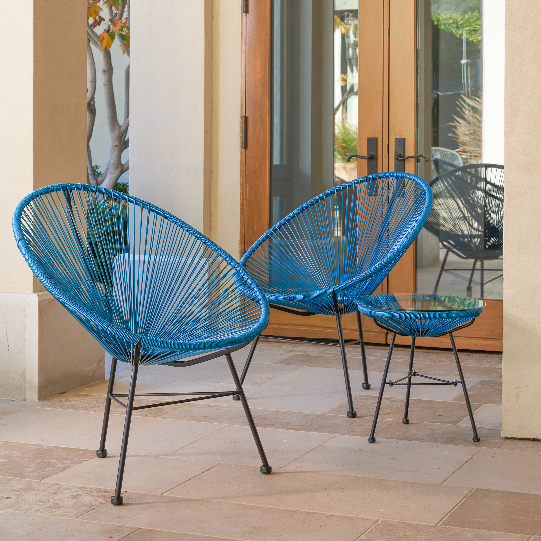 Wrought Studio Repass Modern Papasan Chair & Reviews | Wayfair