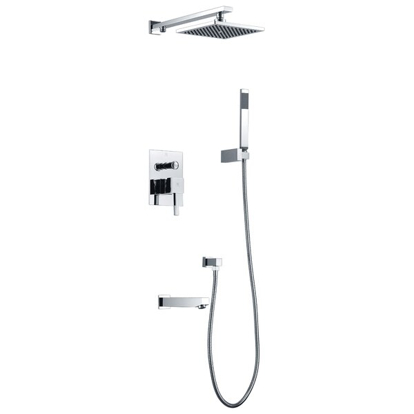 Rain Complete Shower System by ANZZI