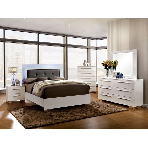 Riddick Platform Configurable Bedroom Set By Orren Ellis by Orren Ellis Purchase