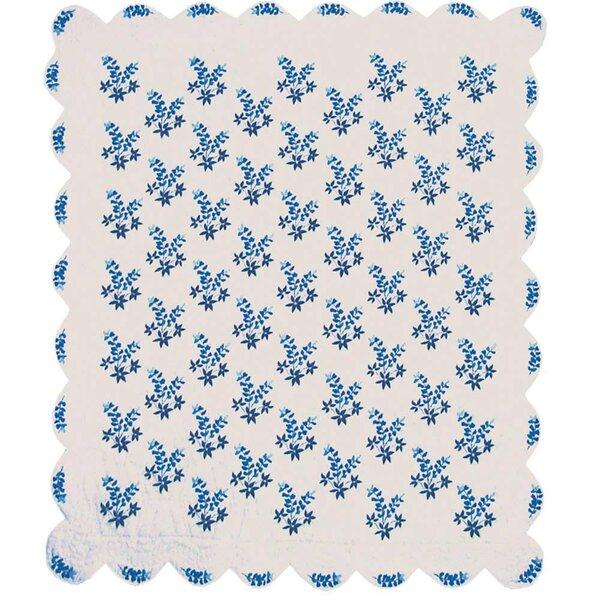 Bonnets Single Reversible Quilt
