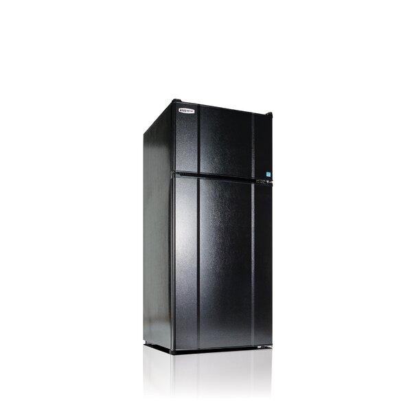 Apartment 10.3 cu. ft. Top Freezer Refrigerator by Microfridge