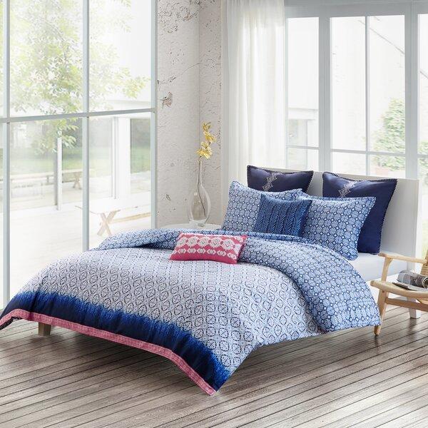 Shibori Reversible Comforter Set by Echo Design™