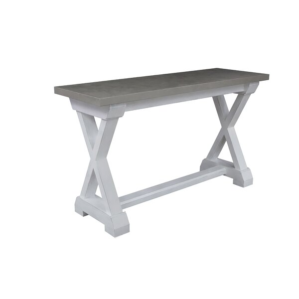 Palisade Console Table by Montage Home Collection Montage Home Collection