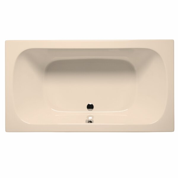 Jacksonville 72 x 36 Air/Whirlpool Bathtub by Malibu Home Inc.