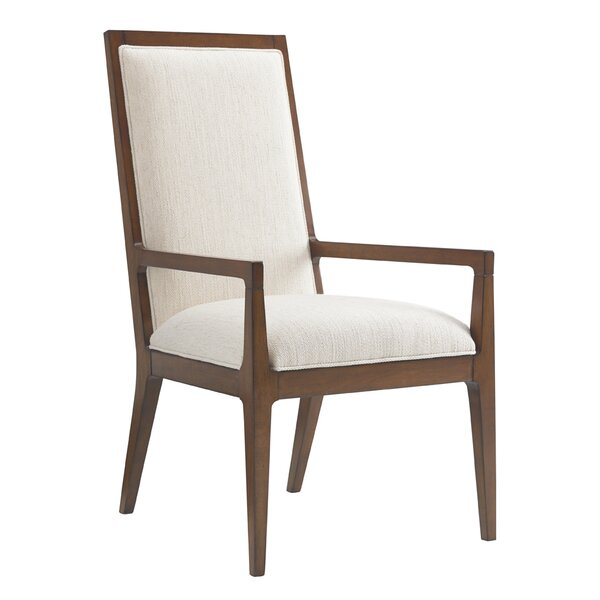 Island Fusion Natori Upholstered Dining Chair by Tommy Bahama Home