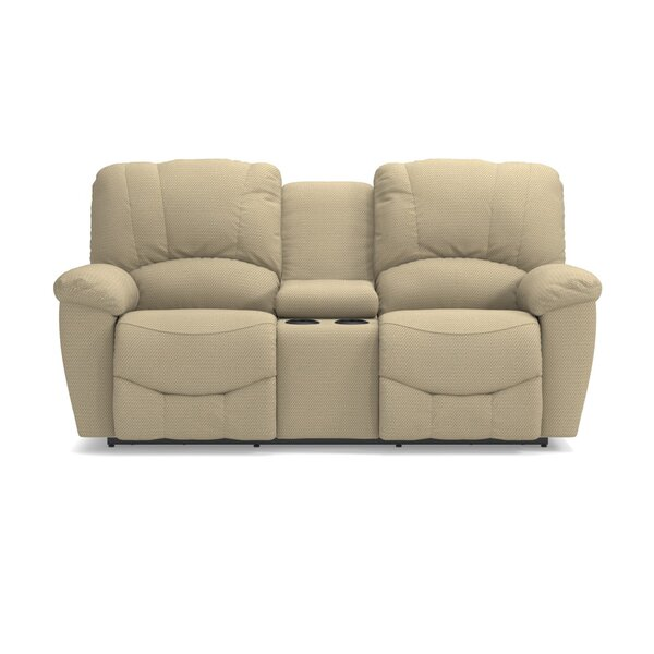 Online Shopping Discount Hayes Full Reclining Loveseat by La-Z-Boy by La-Z-Boy