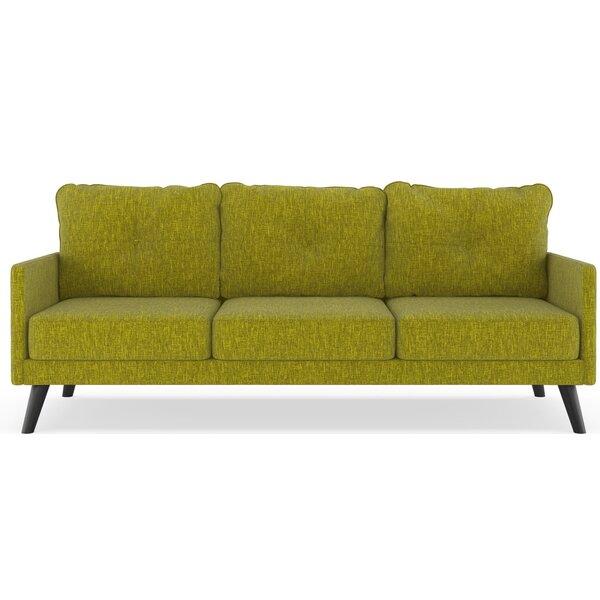 Cowart Pebble Weave Sofa by Corrigan Studio