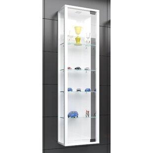 White Display Cabinets | Wayfair.co.uk