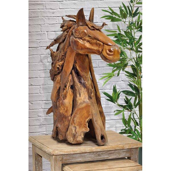 Speer Horse Sculpture by Loon Peak