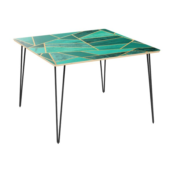 Gulley Dining Table By Wrought Studio Great price