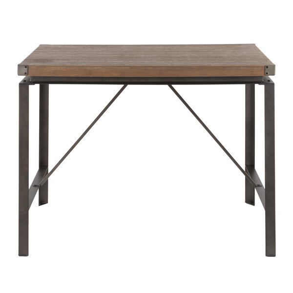 Boles Industrial Counter Height Table by Williston Forge