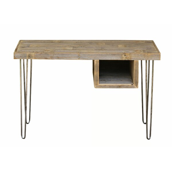 Ormiston Cubby Solid Wood Desk