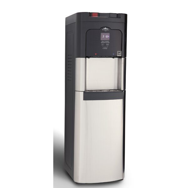 Free-Standing Hot and Cold Electric Water Cooler by Whirlpool