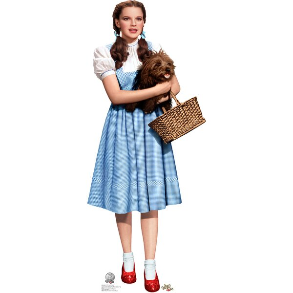 Dorothy Holding Toto - Wizard of Oz 75th Anniversa