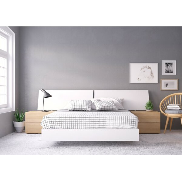 Norah Platform 3 Piece Bedroom Set by Wrought Studio