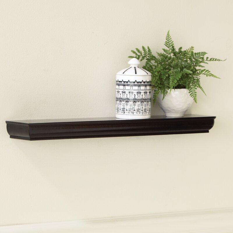 Bathroom Wall Shelves You\'ll Love | Wayfair