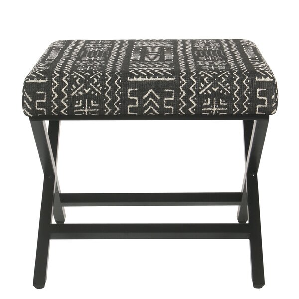 Anthea Ottoman by Bungalow Rose