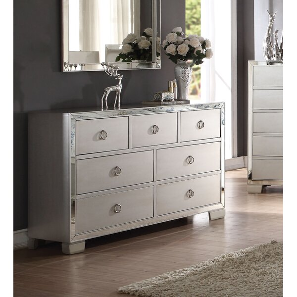 Hester 7 Drawer Dresser by Rosdorf Park
