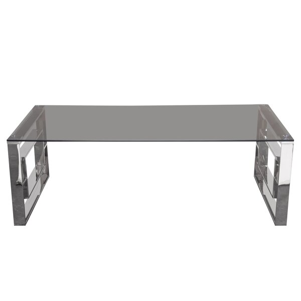 Heiser Coffee Table by Diamond Sofa