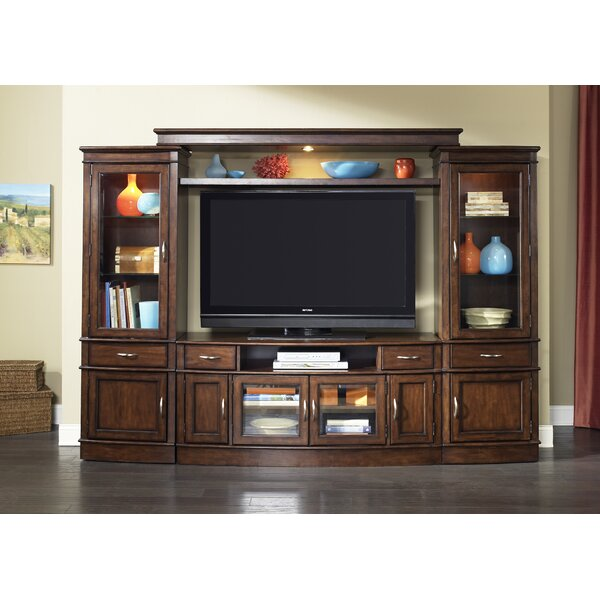 Belleview Entertainment Center by Canora Grey