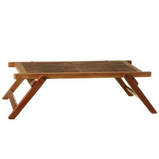Vroman Reclaimed Folding Coffee Table ByMillwood Pines