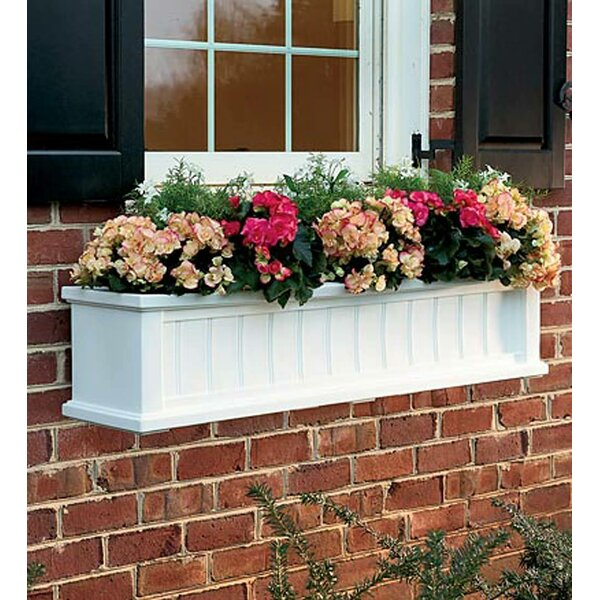 Lexington Self-Watering Polyethylene Window Box Planter by Plow & Hearth