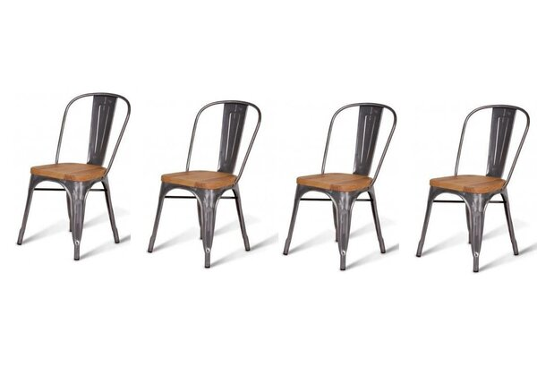 Gurrola Dining Chair (Set Of 4) By Williston Forge