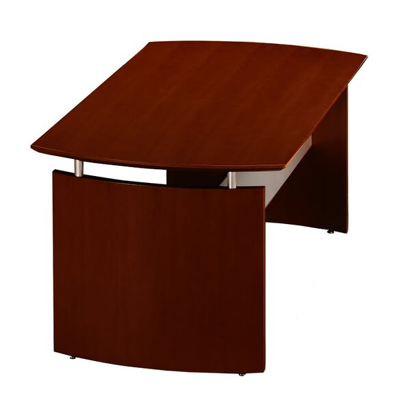 Napoli Desk Shell by Mayline Group