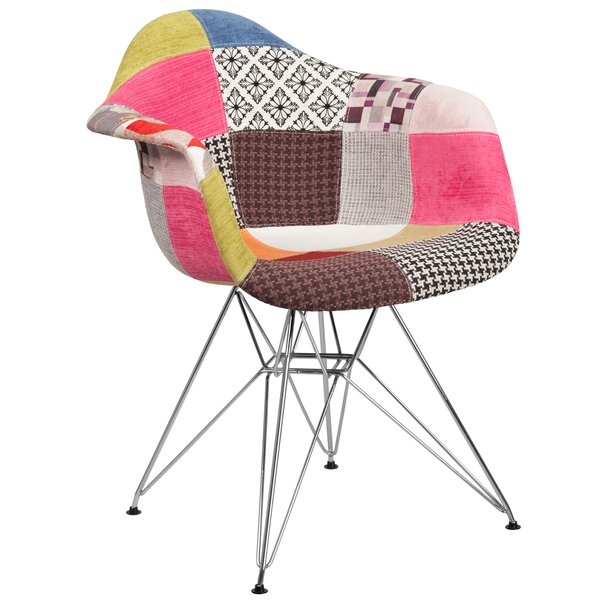 Altieri Upholstered Armchair by Wrought Studio