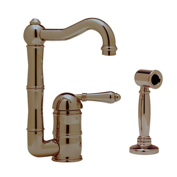 Country Single Handle Kitchen Faucet by Rohl