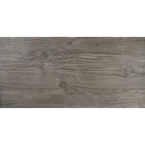 Season Wood 24 x 48 Porcelain Wood Look Tile in Orchard Grey by Daltile