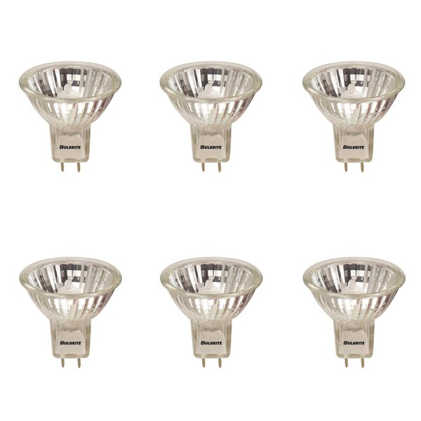 GY8 Dimmable CFL Spotlight Light Bulb (Set of 6) by Bulbrite Industries