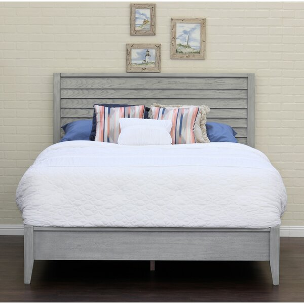 Island Louvered Bed by Home Image