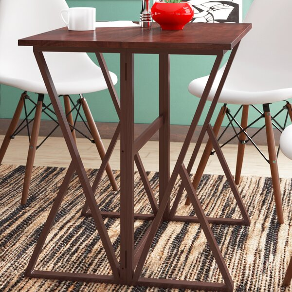 Brayan Counter Height Extendable Dining Table by Latitude Run