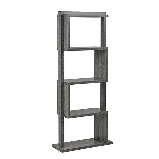 Epstein 3-Tier Standard Bookcase by Ivy Bronx