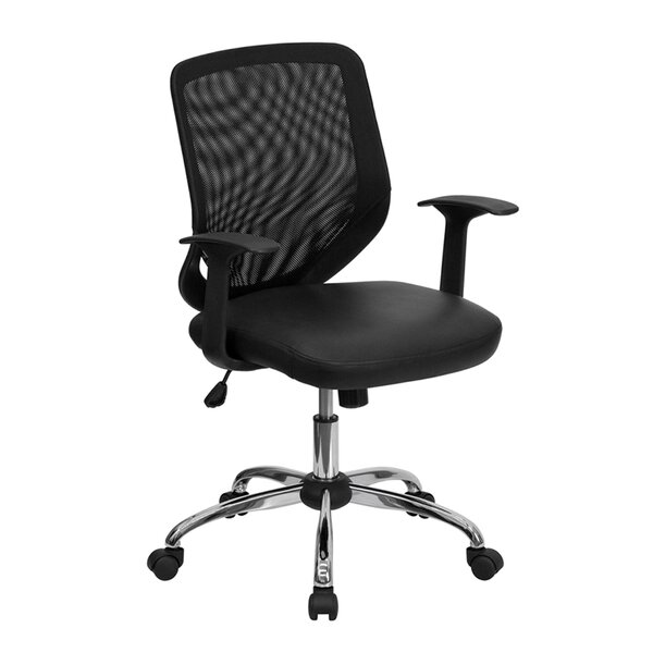 Mid-Back Mesh Desk Chair by Offex