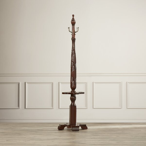 Janson Costumer Coat Rack by Astoria Grand