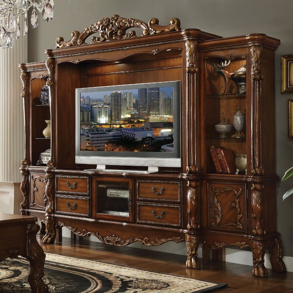 Welliver Entertainment Center For TVs Up To 70